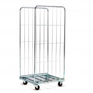 Klietkový vozík, 2 bočnice