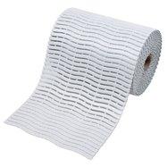 Biela bazénová rohož Soft-Step - dĺžka 15 m, šírka 60 cm a výška 0,9 cm