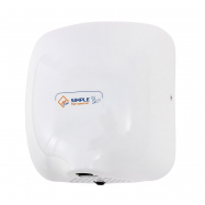 Sušič rúk Jet Dryer Simple - biely