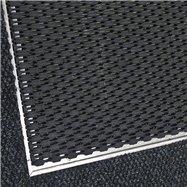 Hliníkový rám pre plastovú vstupná rohož Helix pre povrchovú montáž - šírka 5 cm a výška 1,1 cm
