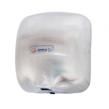 Sušič rúk Jet Dryer Simple - strieborný