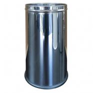 Odpadkový kôš Room Basket ALDA 45 l, lesklý