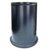 Odpadkový kôš Room Basket ALDA 18 l, čierny