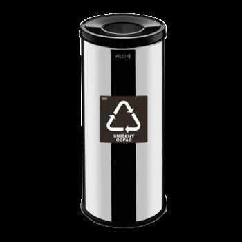 Odpadkový kôš Prestige EKO ALDA 45 l, bez vložky