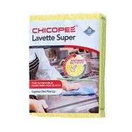 Utierky CHICOPEE Lavette Super 51x36 cm/10 ks - žlté