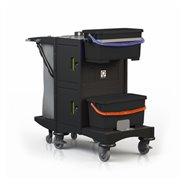 Ekologický upratovací vozík BRIX COMPACT COLLECTION BIG IPC