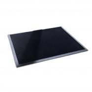 Vstupná rohož, 1000x800 mm, čierna