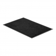 Vstupná rohož, 900x600 mm, čierna