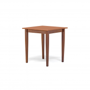 Stôl Sofia, 700x700 mm, orech