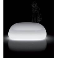 Svietiaci dizajnová sedačka Gumball Sofa Light