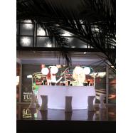 Dizajnový barový pult FIESTA BAR rohový diel