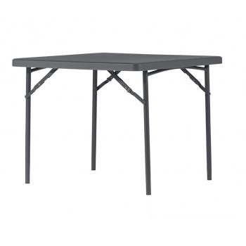 Rautový skladací stôl ZOWN XXL90 - NEW - 91 x 91 cm