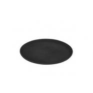 Podnos servírovací čierny 36 cm