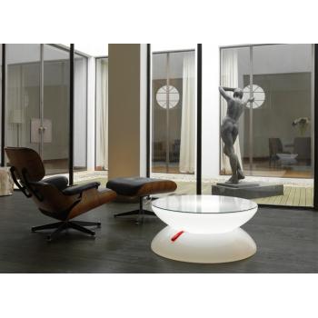 Svietiaci konferenčný stolík Lounge