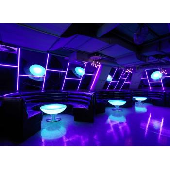 Svietiaci konferenčný stolík Lounge 45