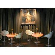 Svietiaci konferenčný stolík Lounge 55