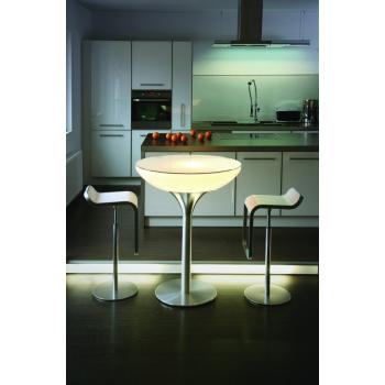 Svietiaci koktejlový stôl Lounge 105