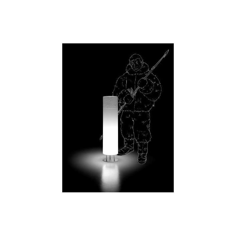 Dizajnové svietidlo ICE_CAP LIGHT