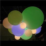 Závesné dizajnové svietidlo GLOBO HANGING