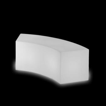Svietiaci dizajnový sedací nábytok SNAKE