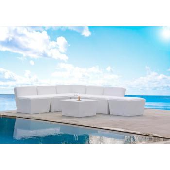 Vonkajšia luxusná sedacia súprava Conic Lounge
