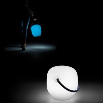 Prenosná dizajnová lampa Roaming Light