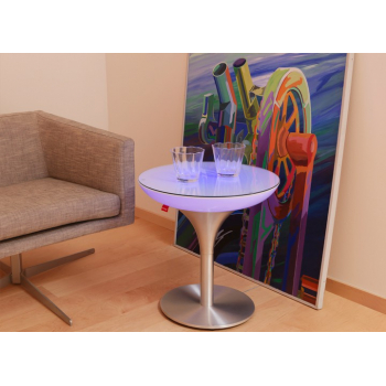 Svietiaci konferenčný stolík Lounge S