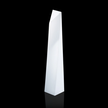 Dizajnová stojaca lampa MANHATTAN