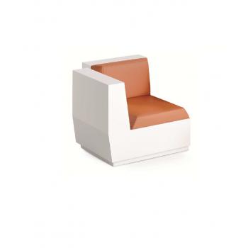 Dizajnová sedačka BIG CUT - rohový diel