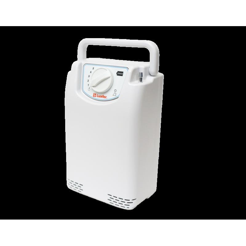 Prenosný koncentrátor kyslíka Luxfer EasyPulse 5l