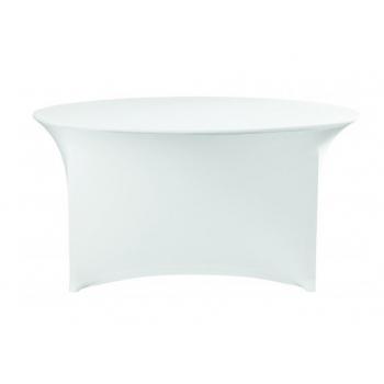 Elastická čiapka OPAL na dosku stola Ø 180-183 cm