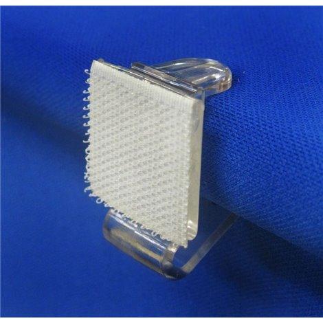 Rautové spony na dosky s hrúbkou 18 mm, 25ks