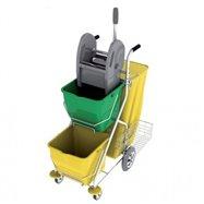 Upratovací vozík PRAKTIK 9001AP80 / C