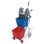Upratovací vozík PRAKTIK 9001J
