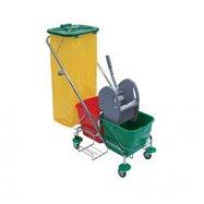 Upratovací vozík KLASIK VP17 / 1