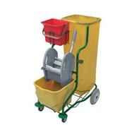 Upratovací vozík Ekomop 1