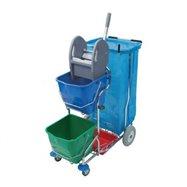 Upratovací vozík Ekomop 120
