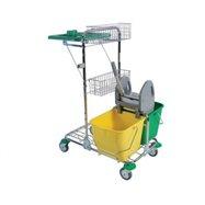 Upratovací vozík MERKUR 004