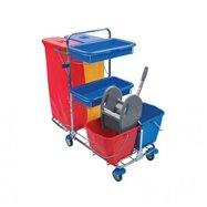 Upratovací vozík MERKUR 007A