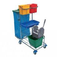 Upratovací vozík MERKUR 006