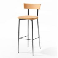 Barová stolička Edmond, buk...