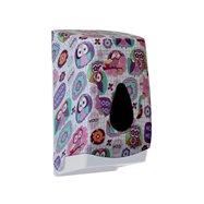 Zásobník na toaletný papier skladaný MERIDA UNIQUE JOY LINE - lesk