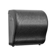 Mechanický podávač papierových utierok v rolkách Maxi UNIQUE GLAMOUR BLACK LINE Lux Cut-lesk