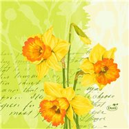 Ubrousek 24x24 cm 3 vrstvý SPRING FLOWERS