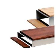 Kryt boční - s magnetem, světlý, výška 6,5 cm/2 KS