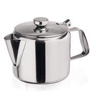 Kanvica na čaj s viečkom 0,6 l nerez
