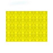 Papierové prestieranie 30x40 cm žlté